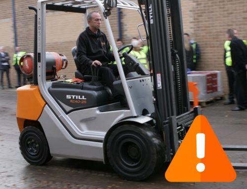 Five forklift trip hazards to watch out for