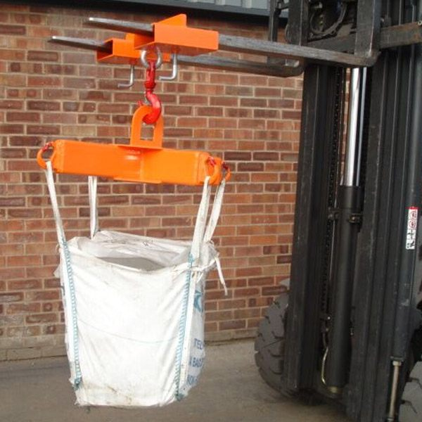Crane Mounted Bulk Bag Carrier