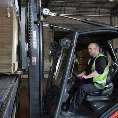 forklift truck safety advice
