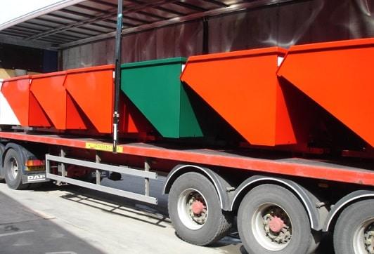 bespoke-forklift-skips-delivery-truck