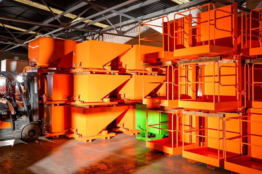skips-access-platforms-warehouse-stock