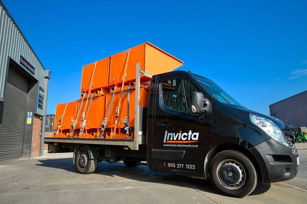 skips-loaded-truck-warehouse